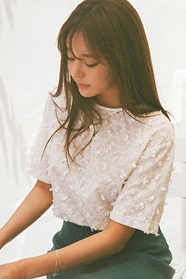 is love, blouse