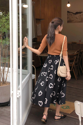 loveliness, skirt