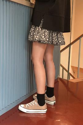 leopardess, skirt