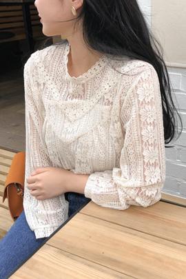 angela, blouse