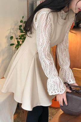 sheila lace, blouse