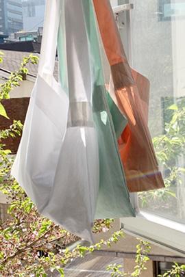 cotton color bag