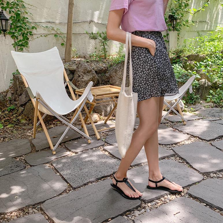 Patterns Short Pants