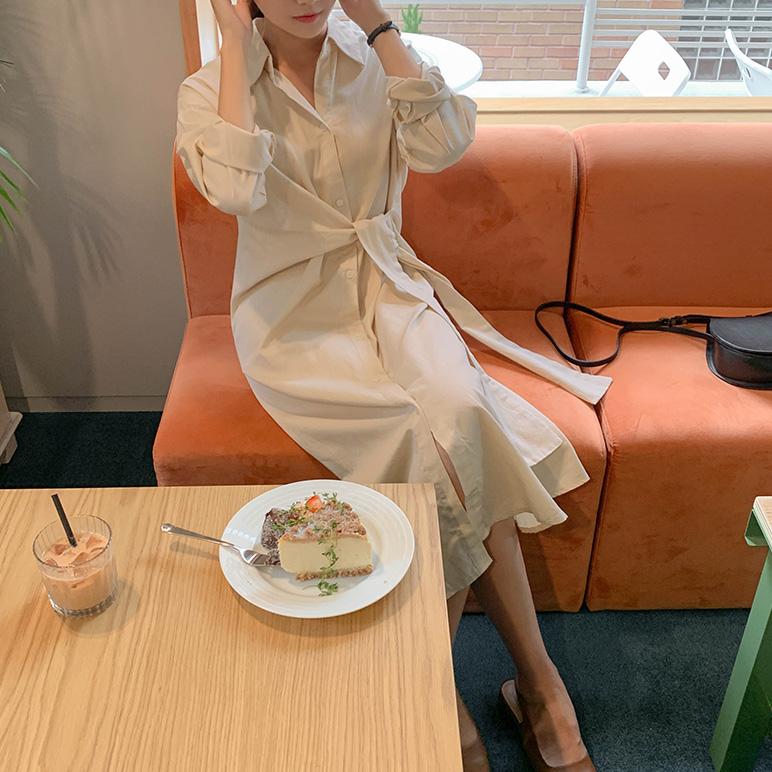 Notied dress