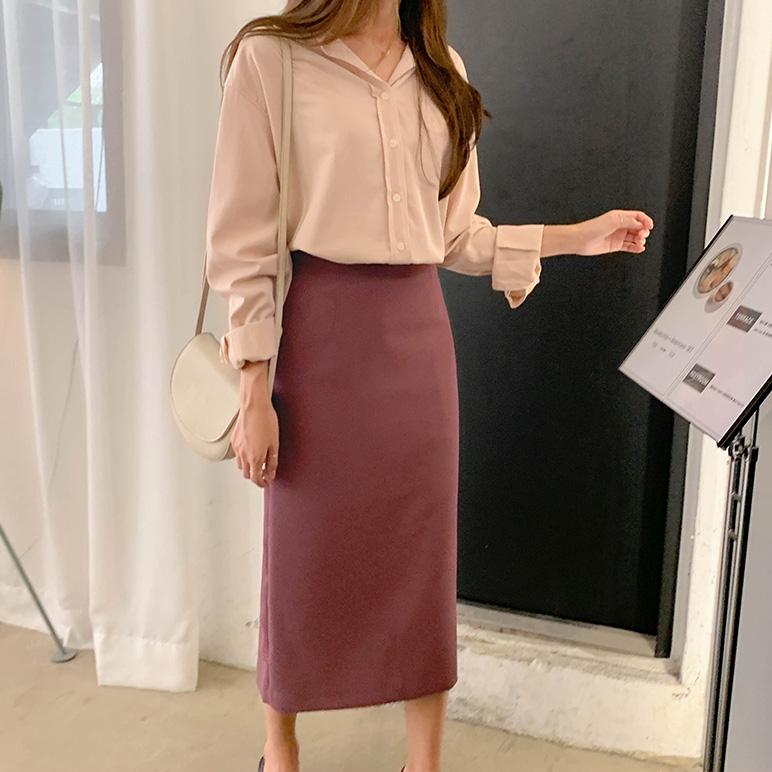 Benny long skirt