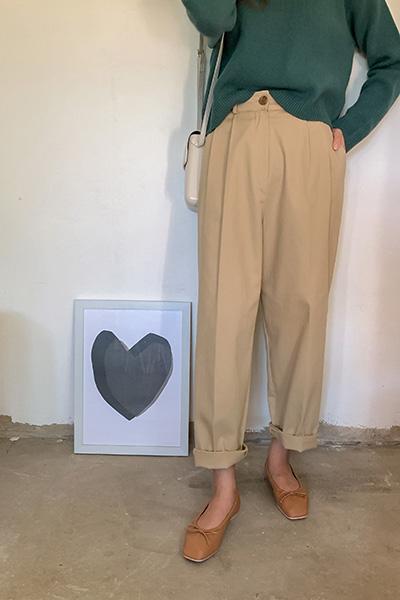 Boyfit pants