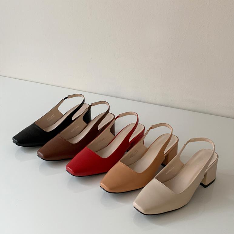 Basic Slingbacks shoes