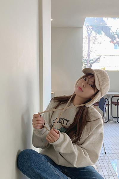 Lovely warm cap