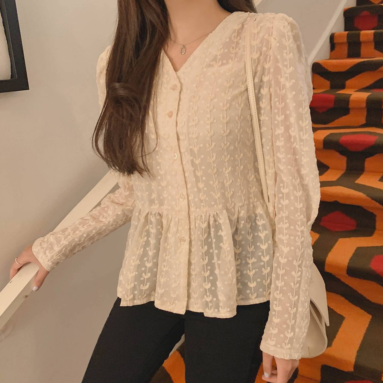 Lovely simple blouse