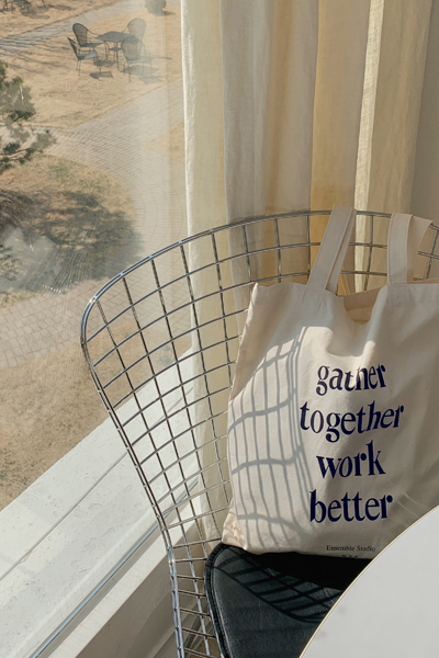 Together cotton eco bag