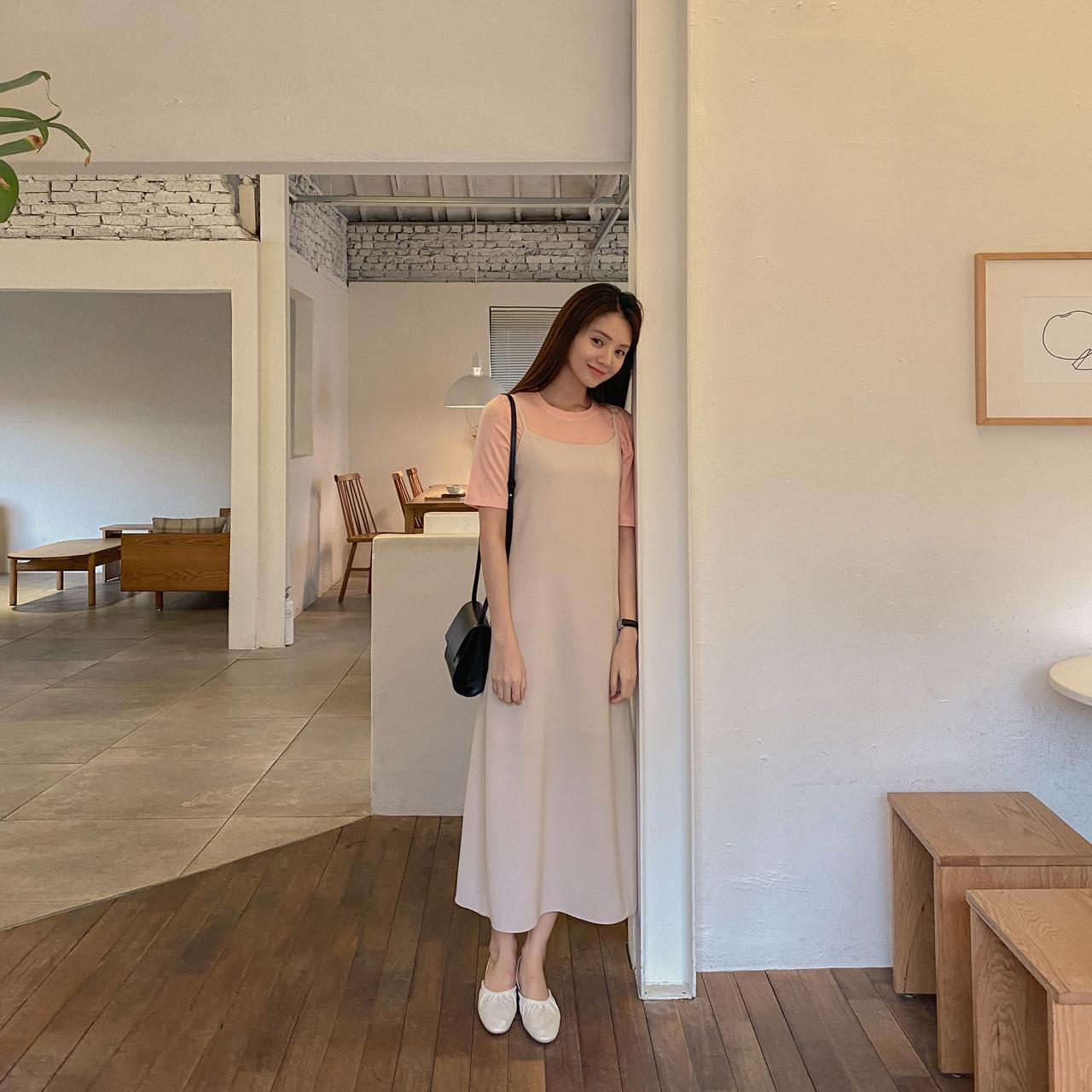 Basic bustier dress