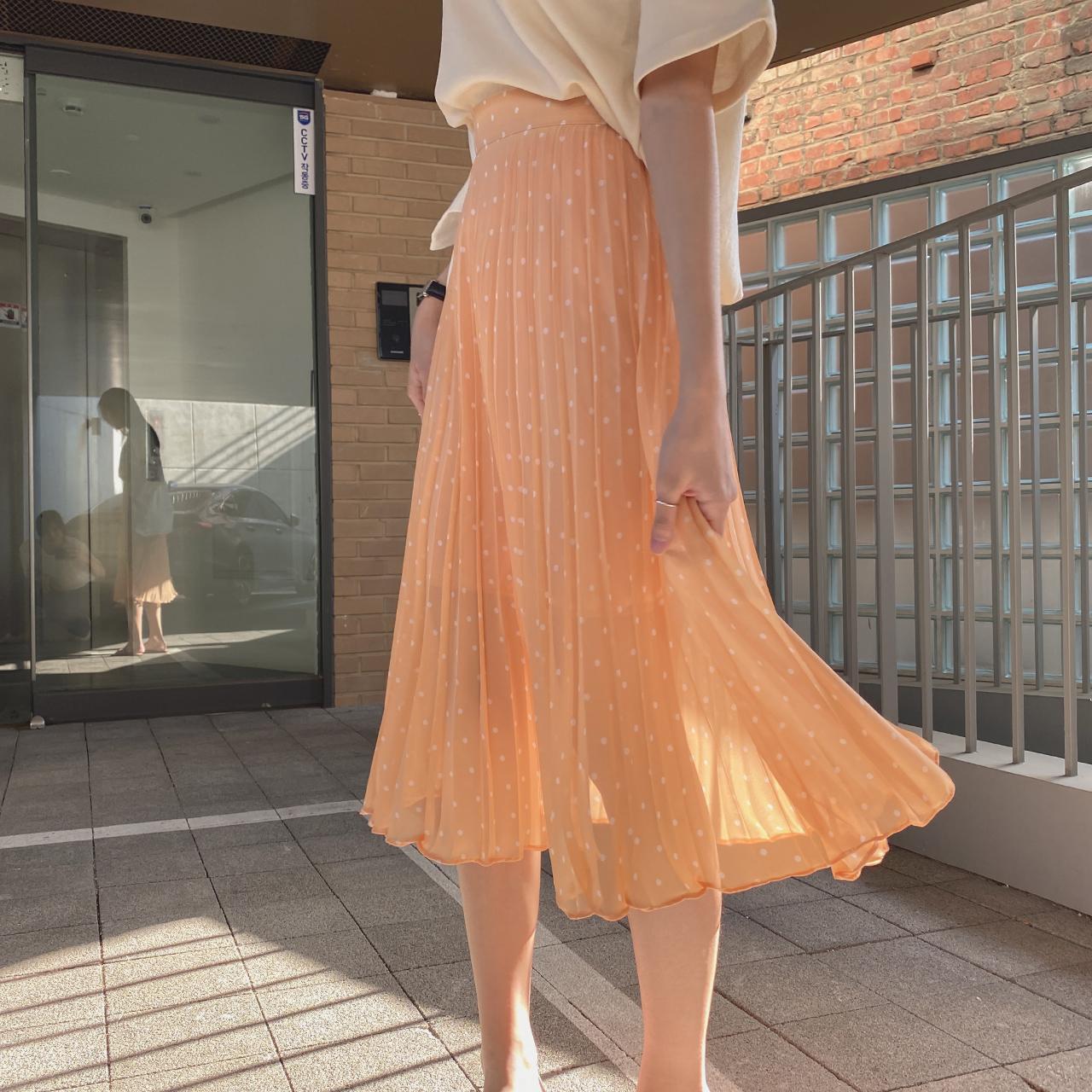 Shine Dot Skirt