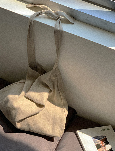 Natural Madeleine Eco Bag
