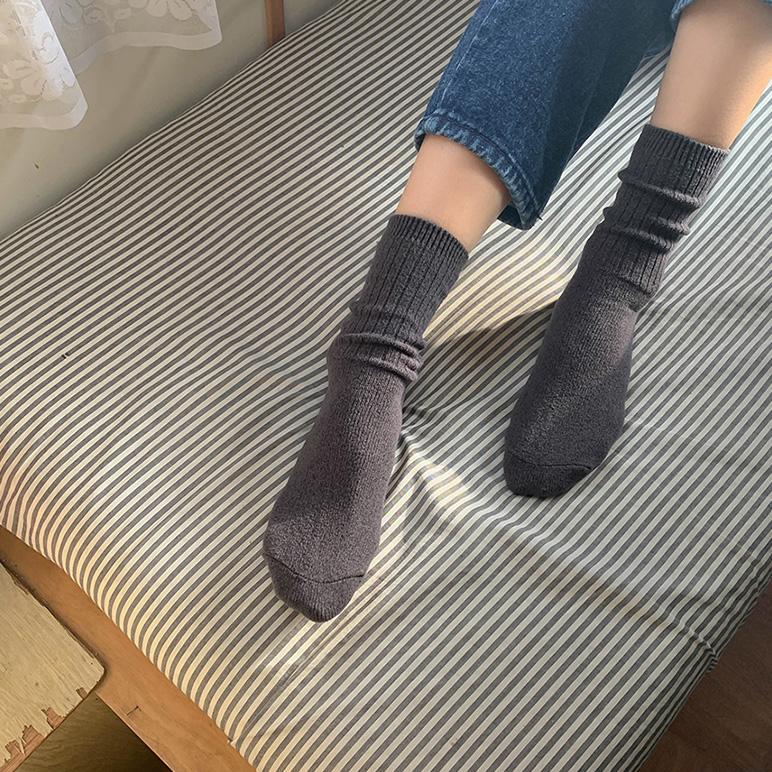 basic soft, socks