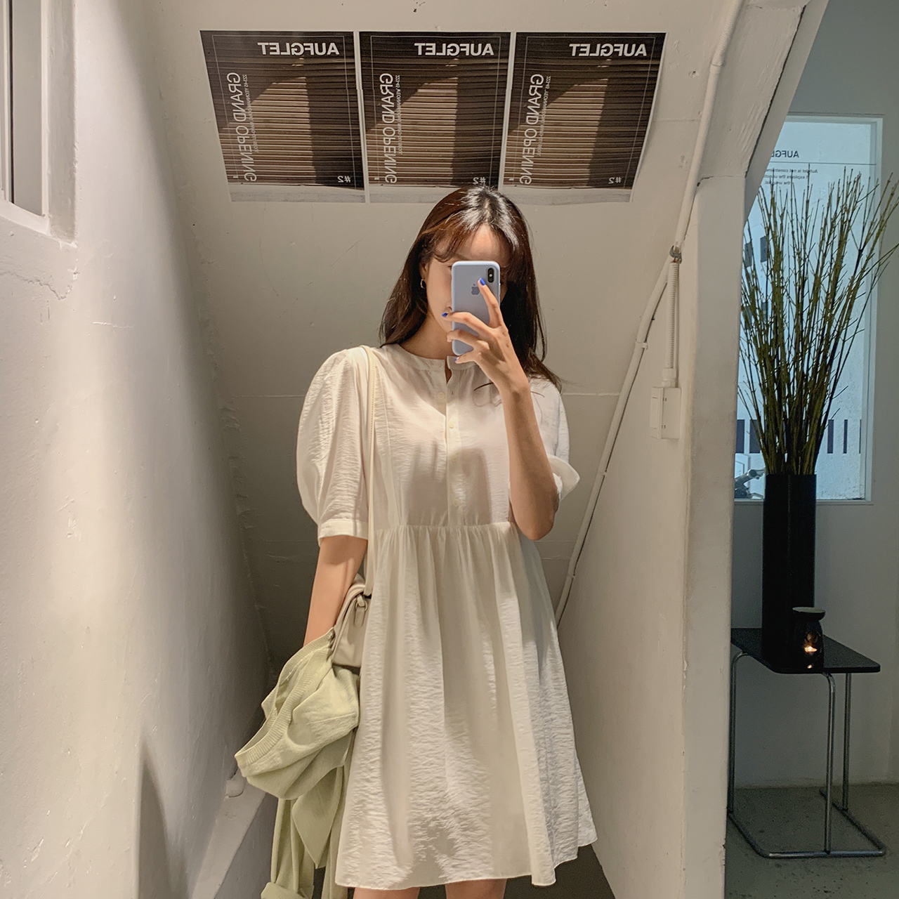 Pure Baby Doll Dress